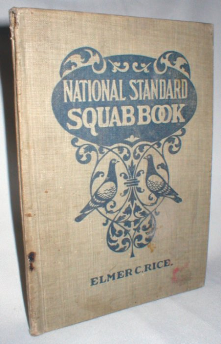 Image for National Standard Squab Book