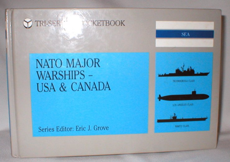 Image for NATO Major Warships - USA and Canada