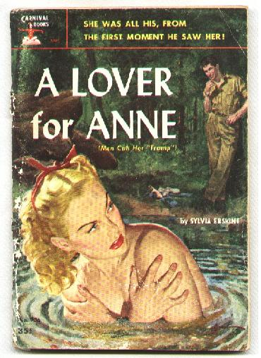 Image for A Lover for Anne