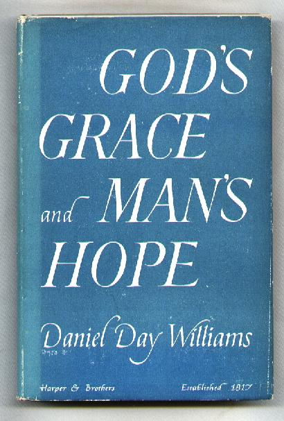 Image for God's Grace and Man's Hope