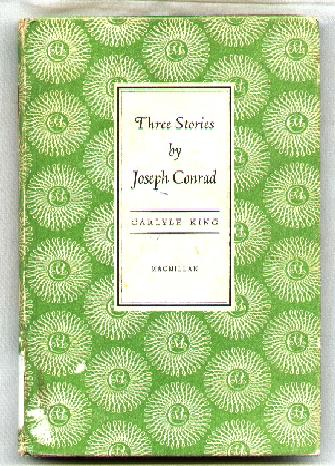 Image for Three Stories By Joseph Conrad