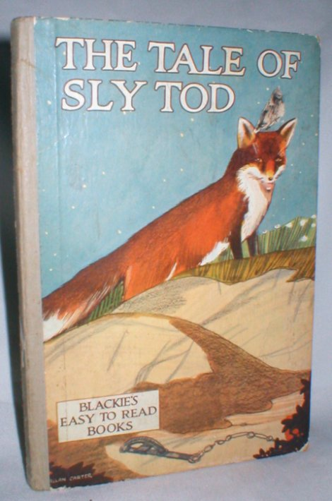 Image for The Tale of Sly Tod
