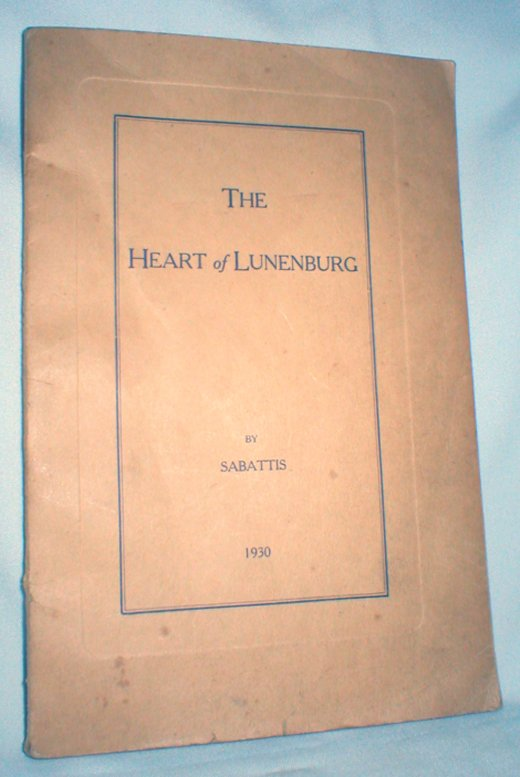 Image for The Heart of Lunenburg