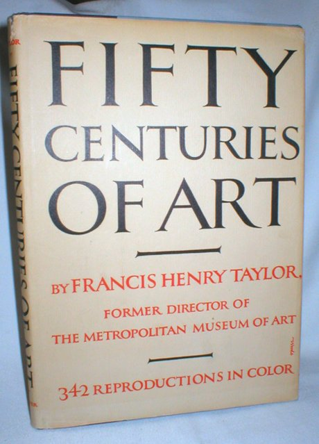 Image for Fifty Centuries of Art