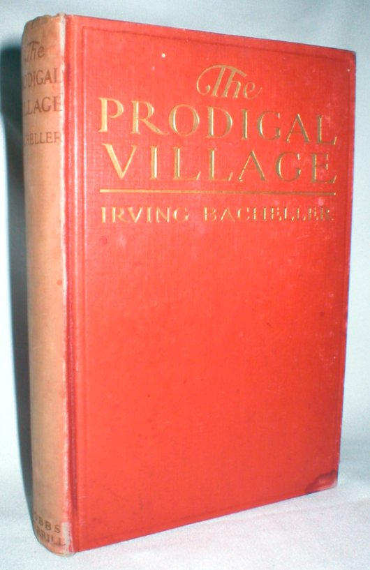 Image for The Prodigal Village; A Christmas Tale