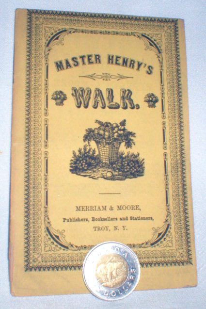 Image for Master Henry's Walk; The Story of Jenny Crawley
