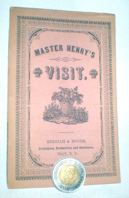 Image for Master Henry's Visit at Mrs. Green's; His Return