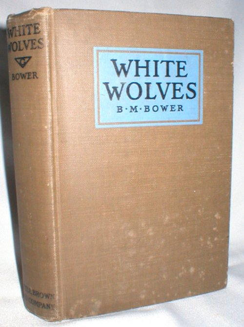 Image for White Wolves