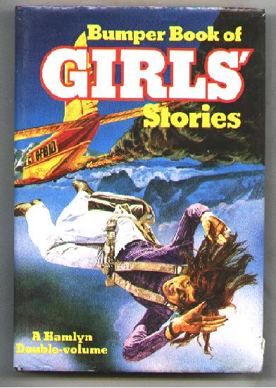 Image for Bumper Book of Girls' Stories; Lilac Story Book for Girls and Open-Air Adventure Stories for Girls