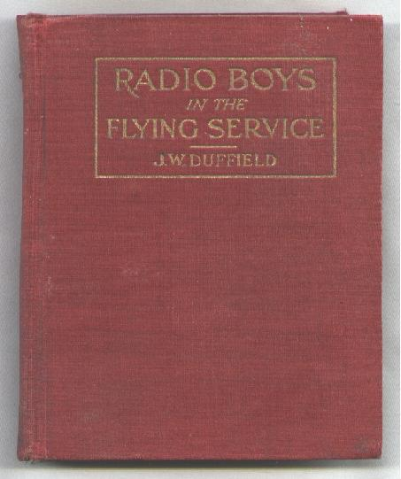 Image for Radio Boys in the Flying Service