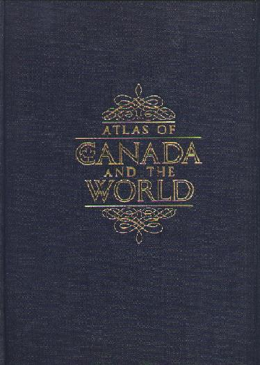 Image for The Atlas of Canada and the World