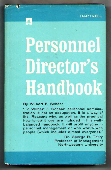 Image for The Dartnell Personnel Director's Handbook