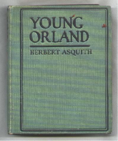 Image for Young Orland