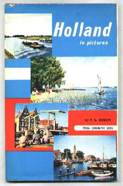 Image for Holland in Pictures; Visual Geography Series