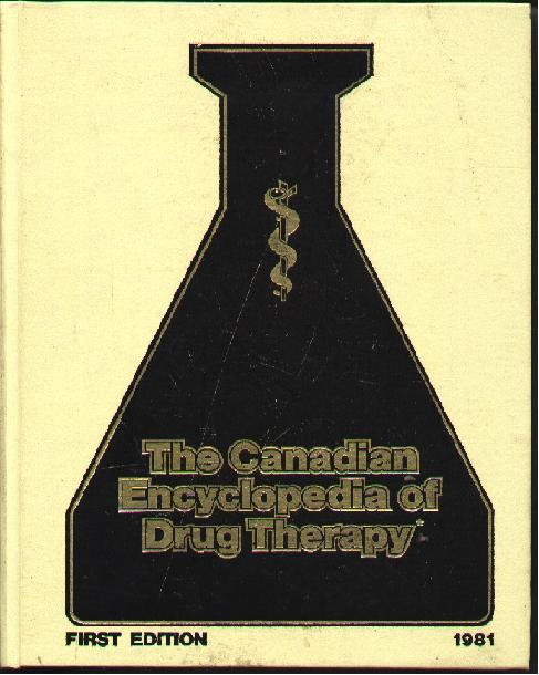 Image for The Canadian Encyclopedia of Drug Therapy