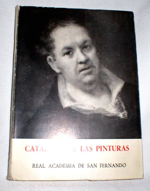 Image for Catalogo De Las Pinturas