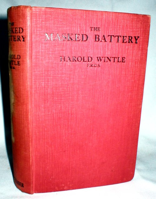 Image for The Masked Battery