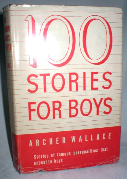 Image for One Hundred Stories for Boys