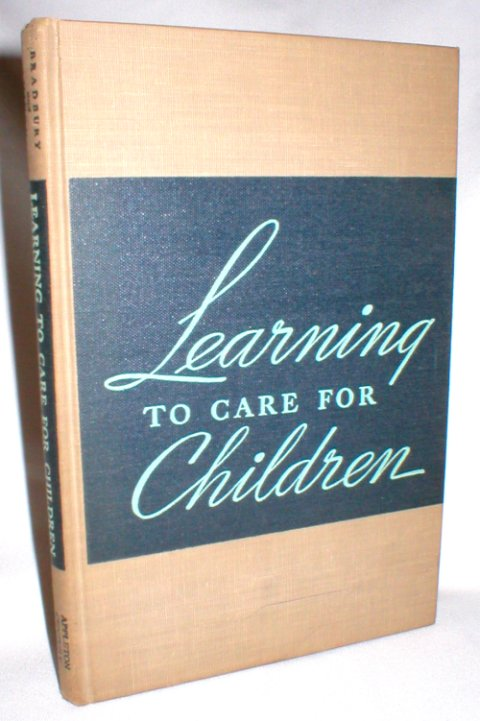 Image for Learning to Care for Children