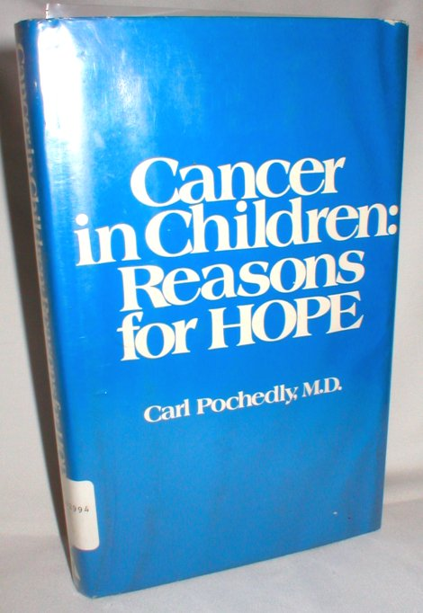 Image for Cancer in Children; Reasons for HOPE