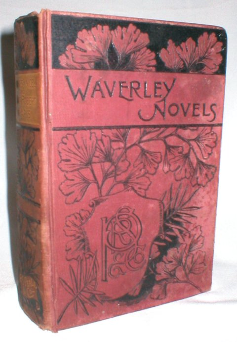Image for Waverley Novels; The Fortunes of Nigel/ Count Robert of Paris