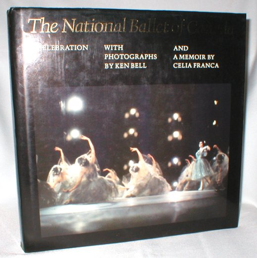 Image for The National Ballet of Canada; A Celebration