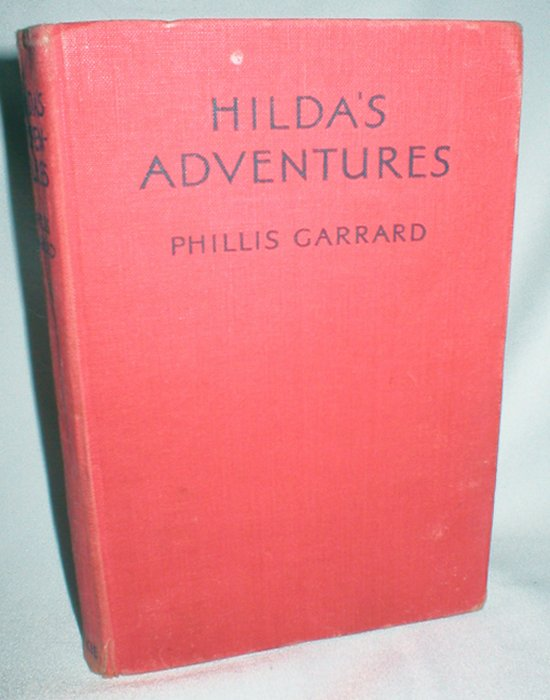 Image for Hilda's Adventures