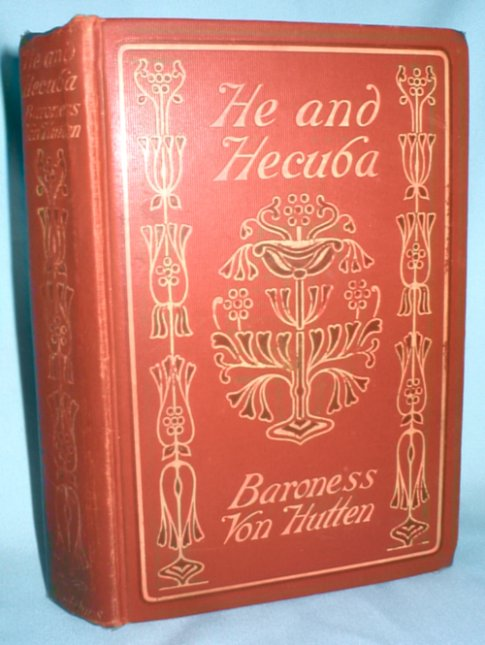 Image for He and Hecuba; A Novel