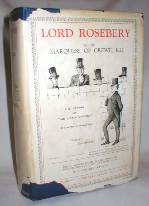 Image for Lord Rosebery