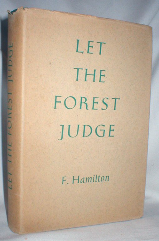 Image for Let the Forest Judge