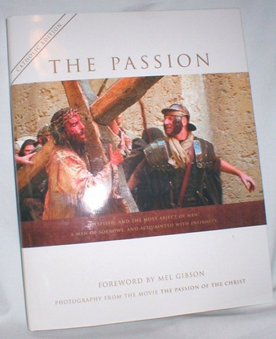 Image for The Passion; Catholic Edition