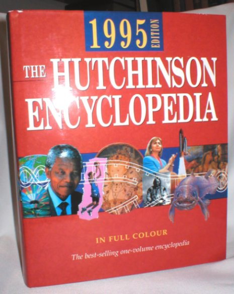 Image for The Hutchinson Encyclopedia; 1995 Edition