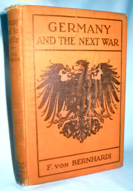 Image for Germany and the Next War
