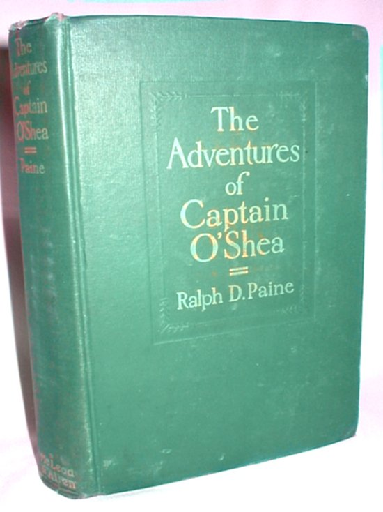 Image for The Adventures of Captain O'Shea