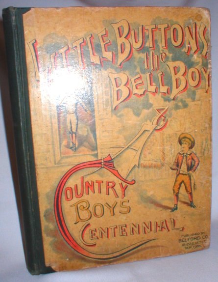 "Image for A Country Boy's Centennial / ""Little Buttons"""