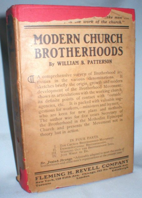 Image for Modern Church Brotherhoods