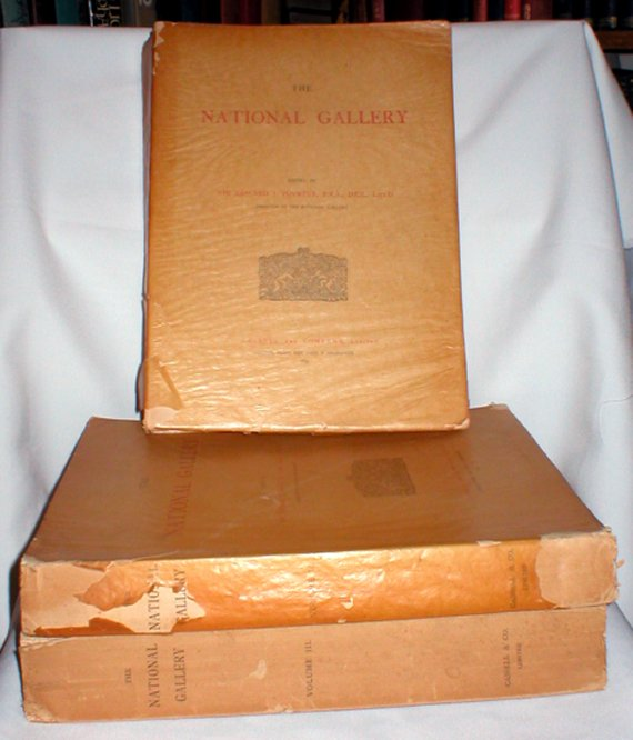 Image for The National Gallery (3 Volume Set)