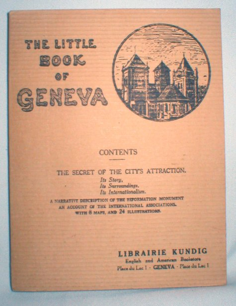 Image for The Little Book of Geneva