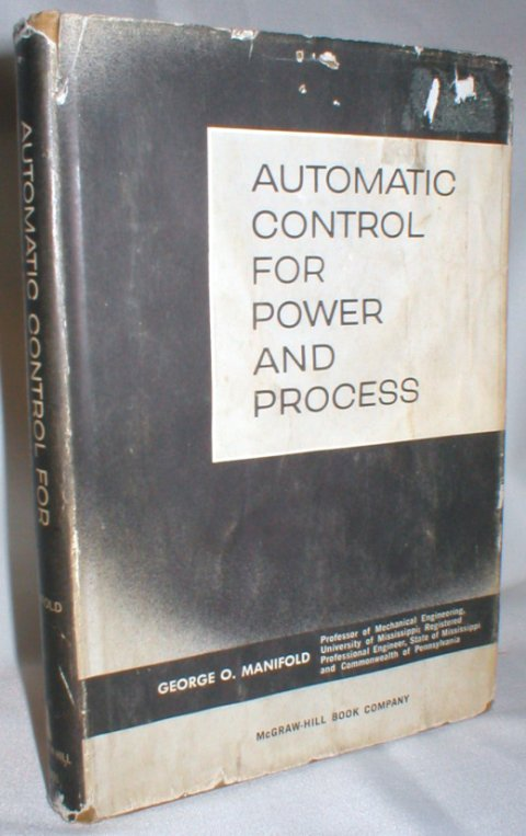 Image for Automatic Control for Power and Process