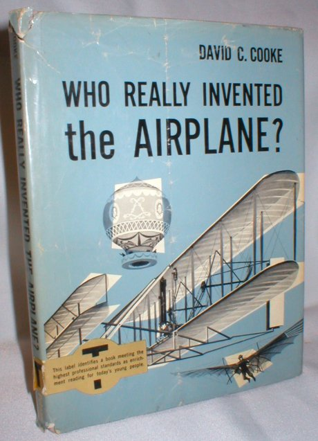 Image for Who Really Invented the Airplane?
