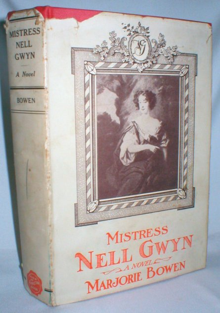 Image for Mistress Nell Gwynn