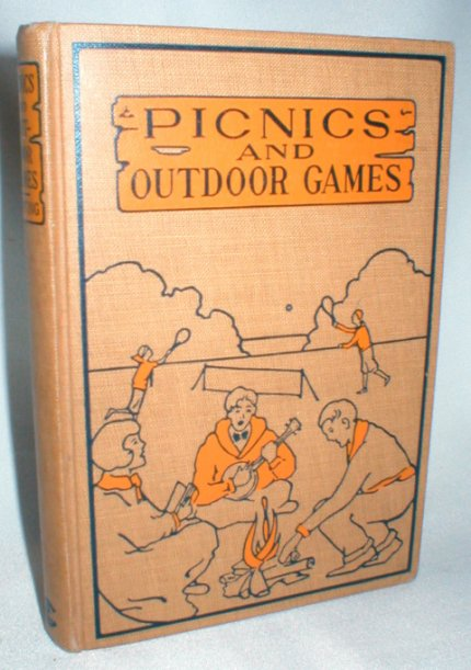 Image for Picnics and Outdoor Games