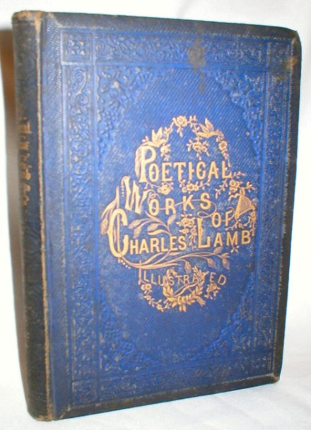 Image for Poetical Works of Charles Lamb; Elegantly Illustrated