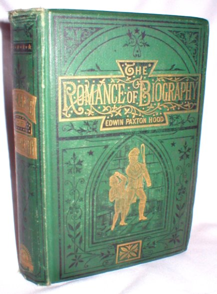 Image for The Romance of Biography