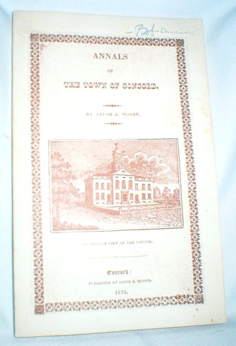 Image for Annals of the Town of Concord