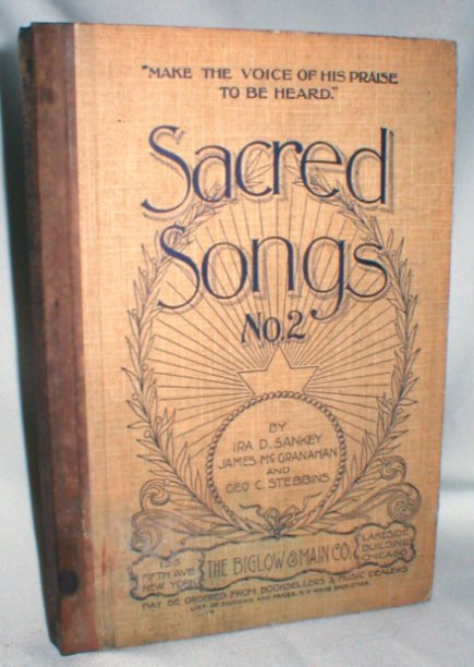 Image for Sacred Songs No. 2