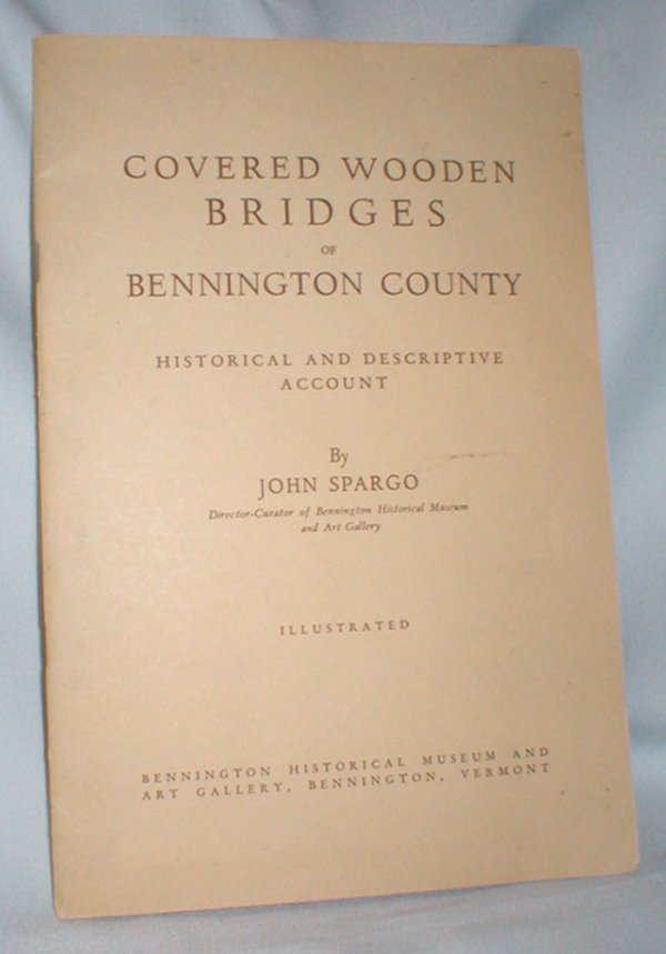 Image for Covered Wooden Bridges of Bennington County(Vermont)