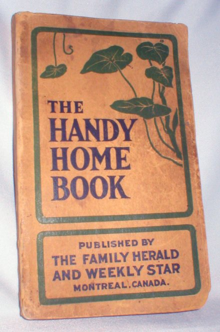 Image for The Handy Home Book
