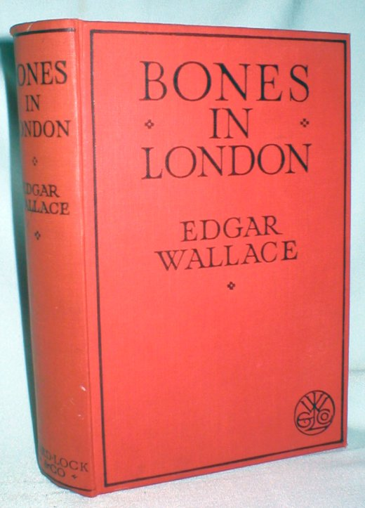 Image for Bones in London