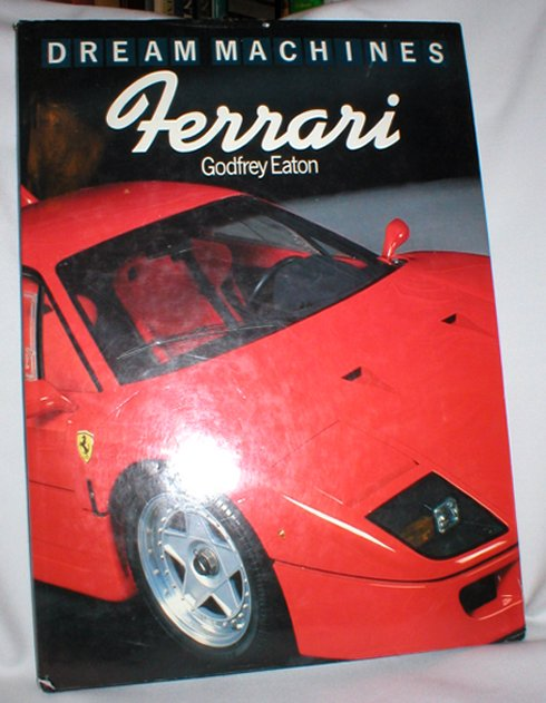 Image for Ferrari; Dream Machines